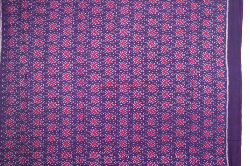 Royal Purple Hearts (Fabric)