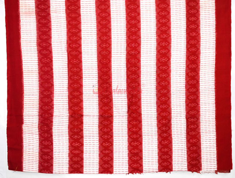 White Red Bandha (Fabric)