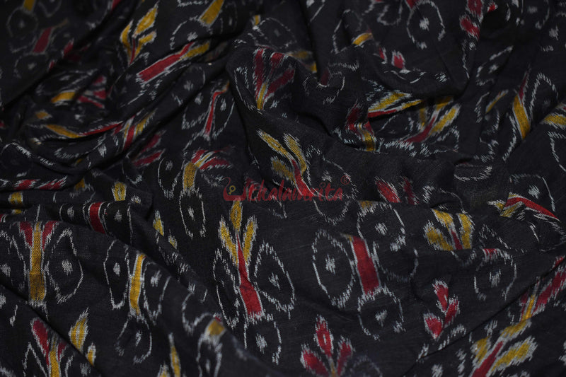 Black Butterflies (Fabric)
