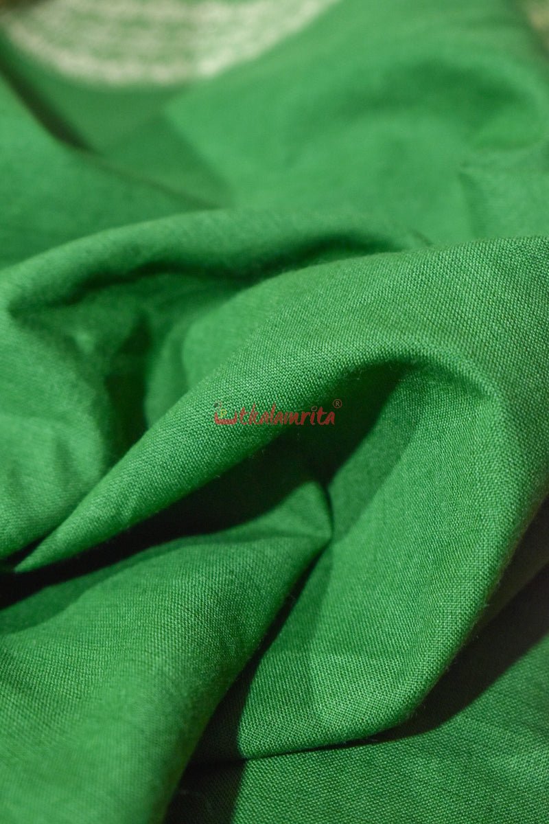 Green Blouse (Fabric)