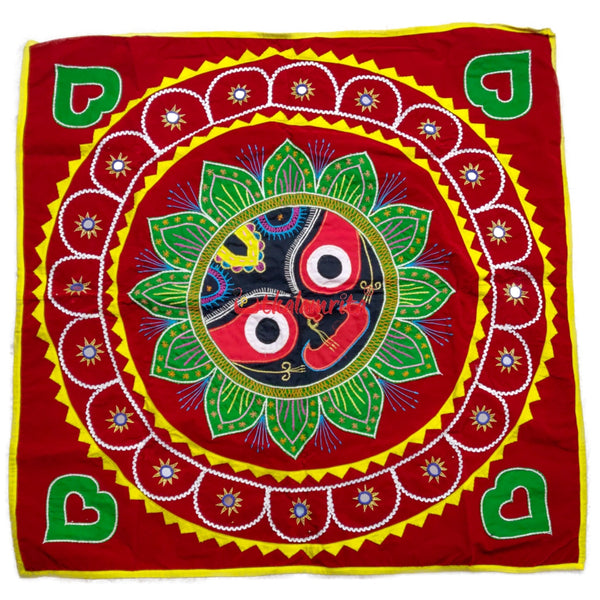 Red Green Jagannath Chandua