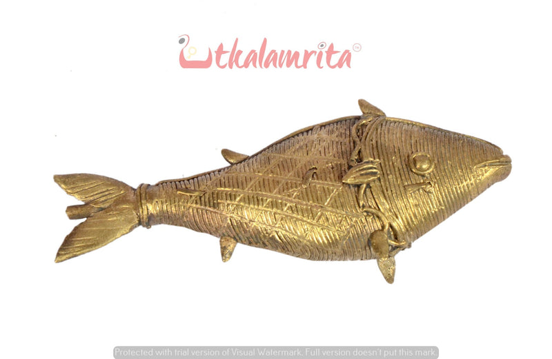 Utkalamrita Dhokra Single Fish