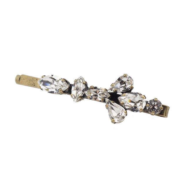 Be Mine Hair slide - Clear