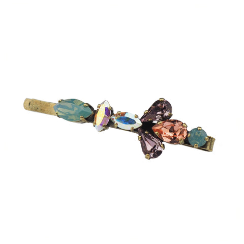 Hair Barrette - Light Silk