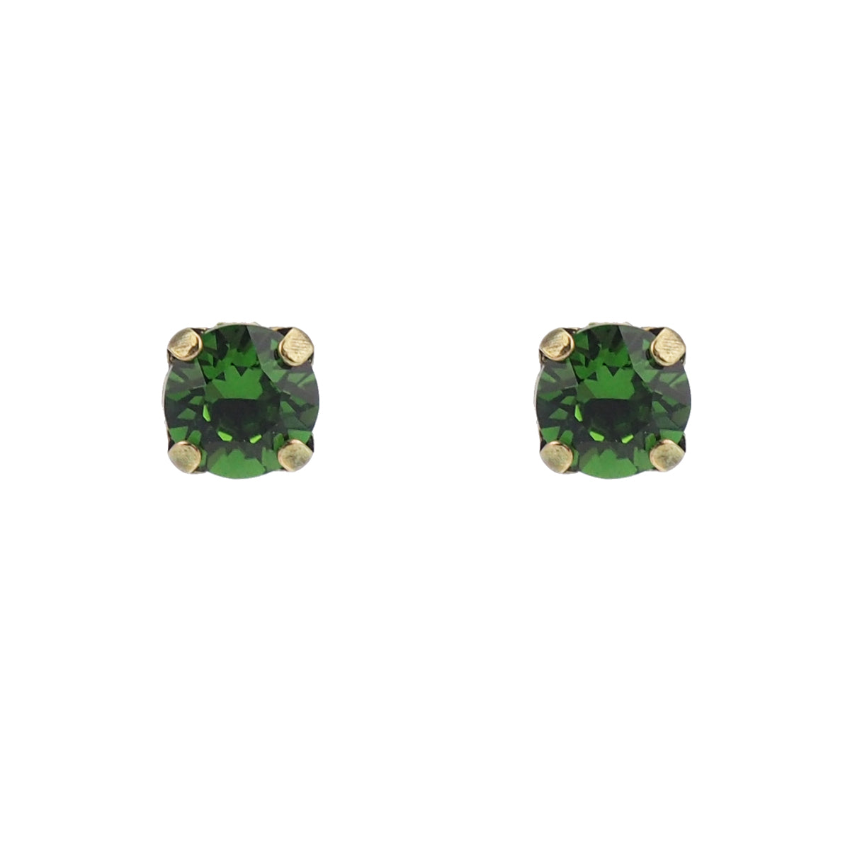 Bliss Studs small - Fern Green