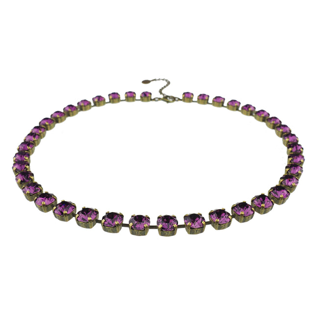 Bliss Necklace - Amethyst