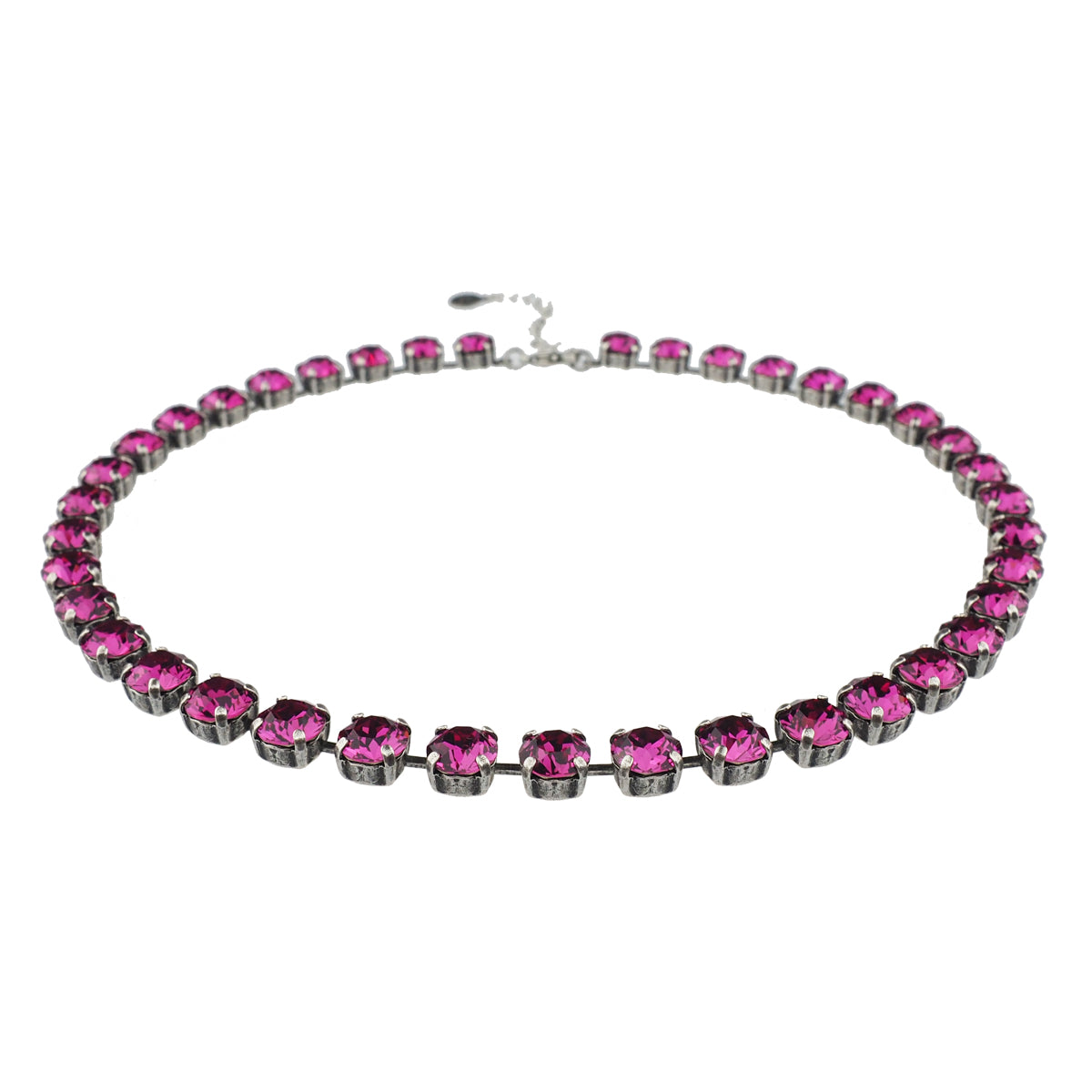 Bliss Necklace - Fuschia