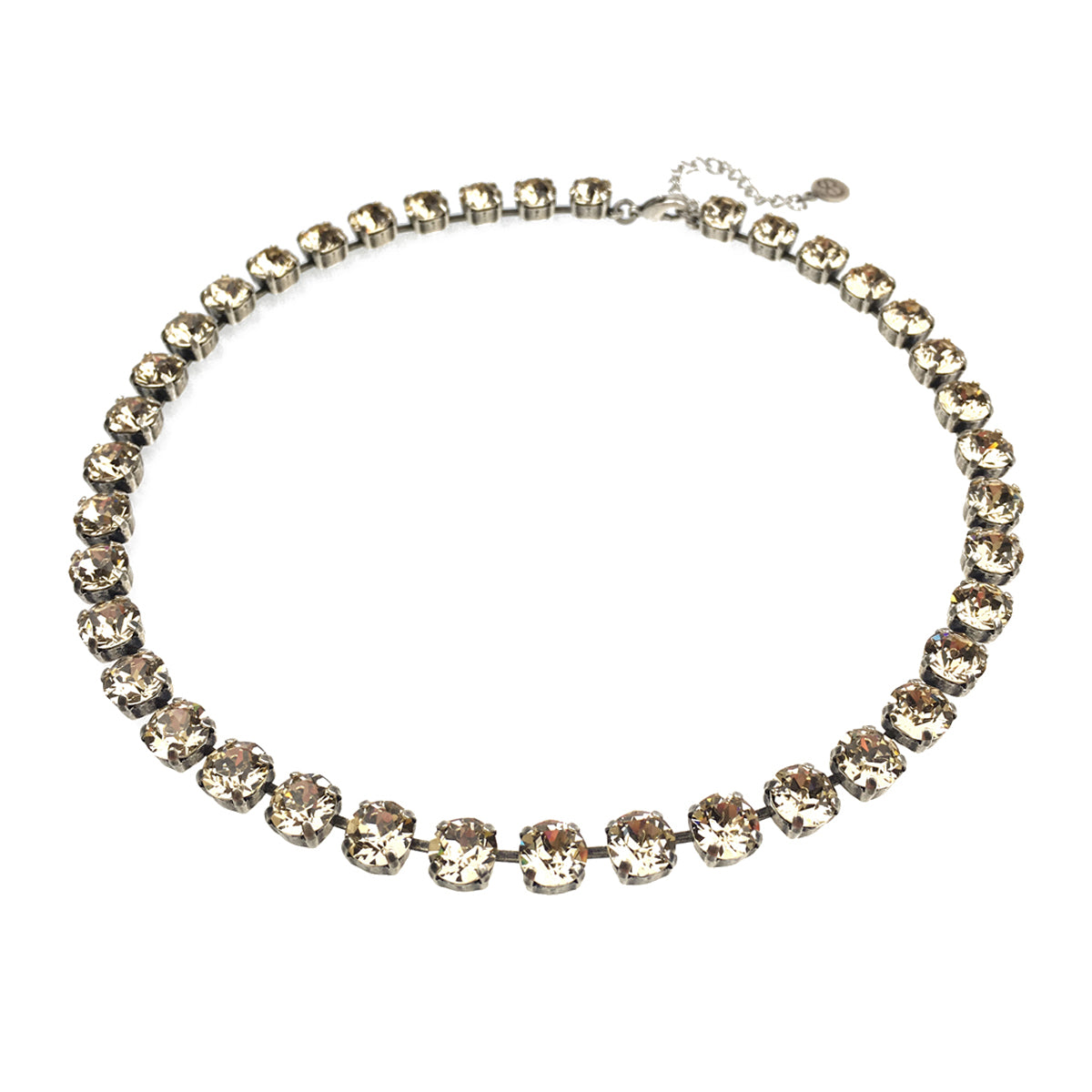 Bliss Necklace - Light Silk