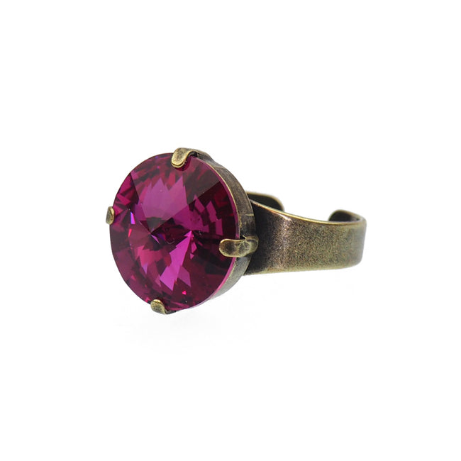 Bliss Ring - Fuschia
