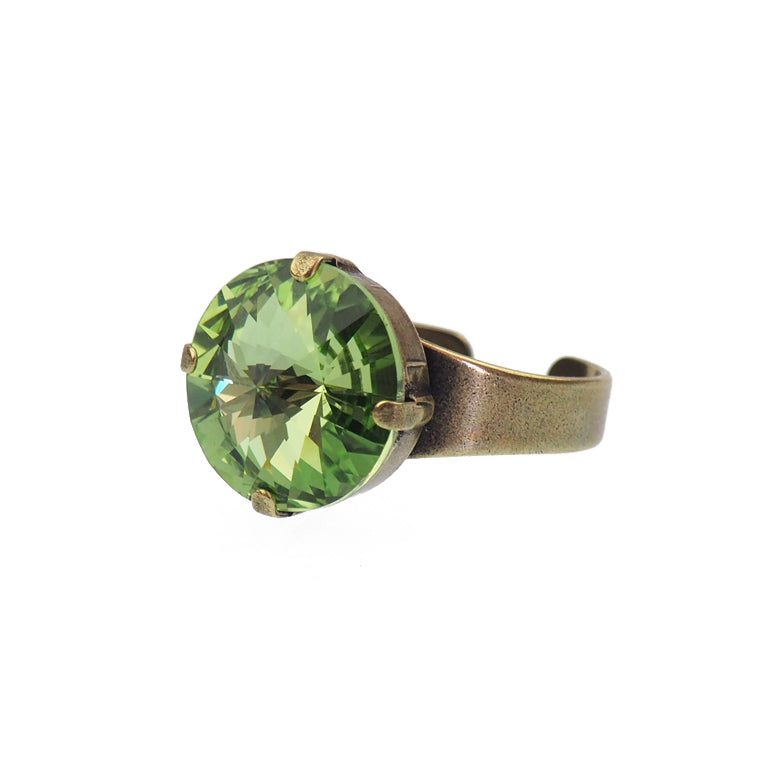 Bliss Ring - Peridot