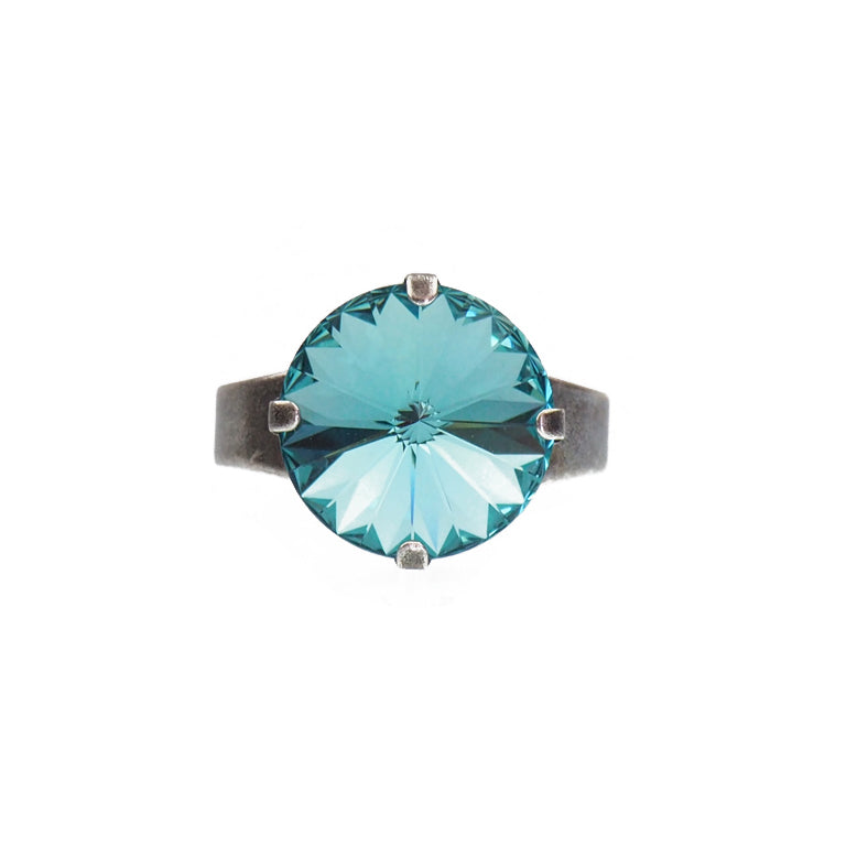 Bliss Ring - Turquoise