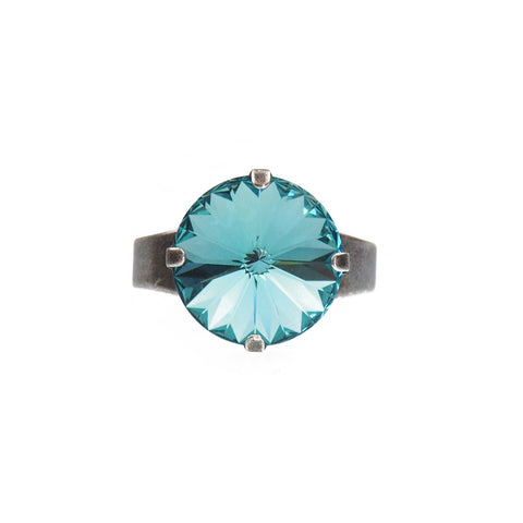 Starstruck Ring - Azure Blue