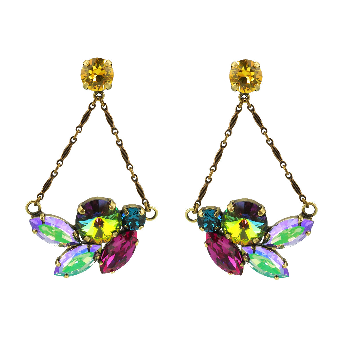 Carousal Earrings - Multi