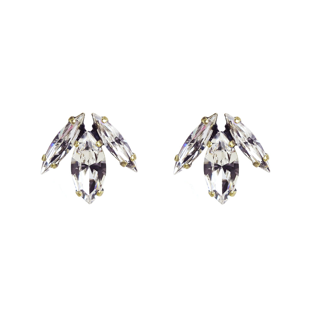 Destiny Studs - Clear