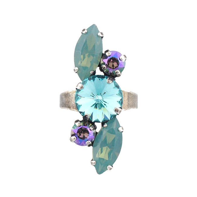 Devoted to You Ring - Turquoise