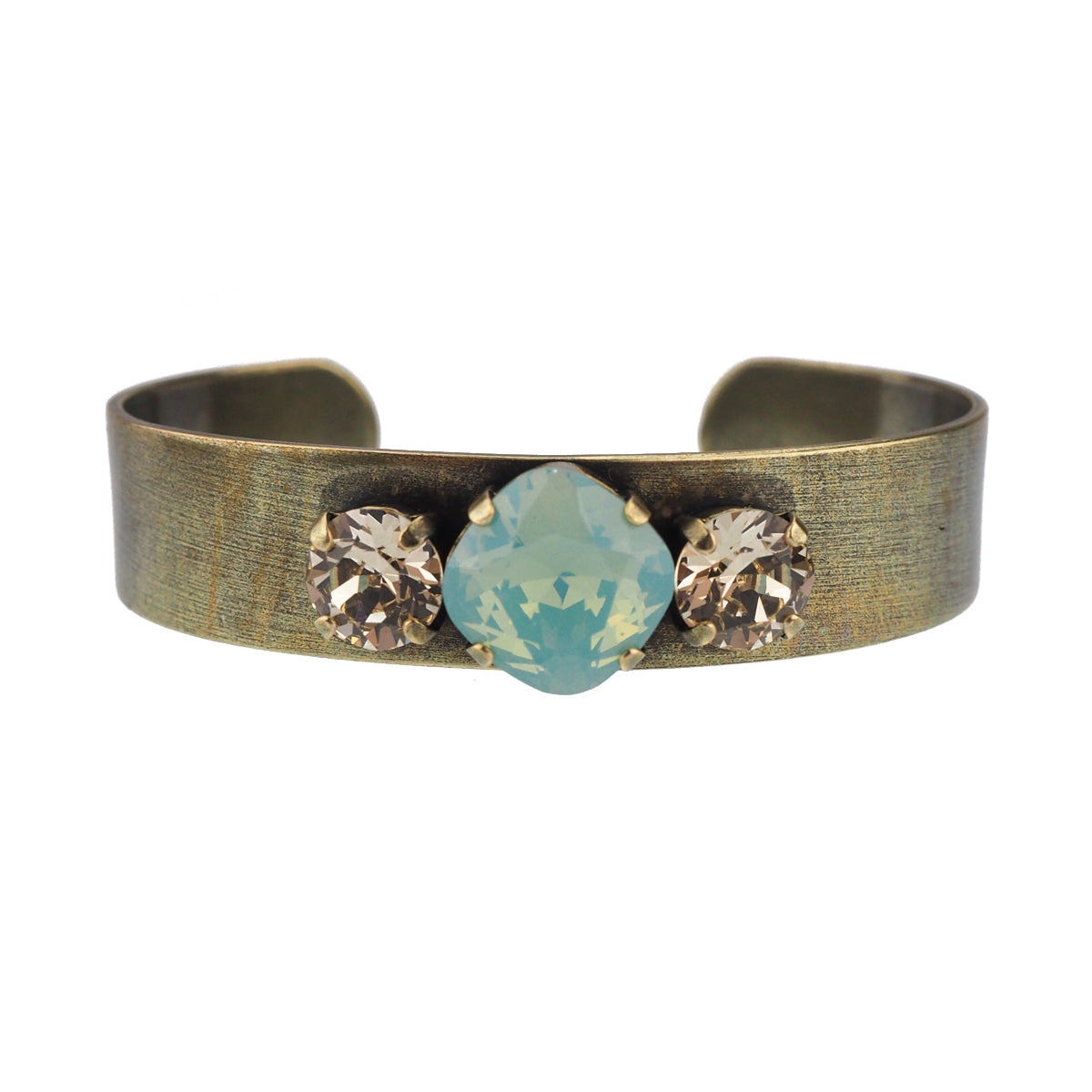Dream On Cuff - Pacific Opal
