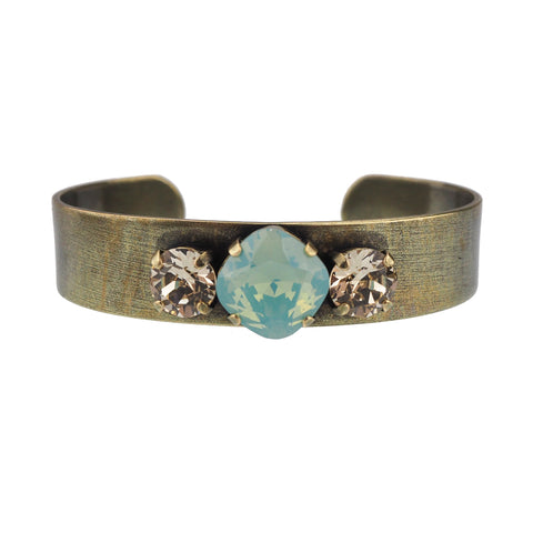 Cosmic Kiss Bracelet - Fern Green