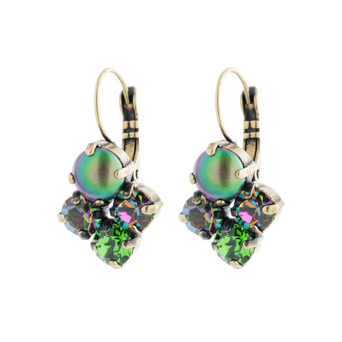 All My Love earring - Green