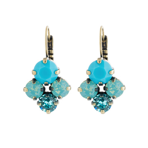 All My Love earring - Turquoise