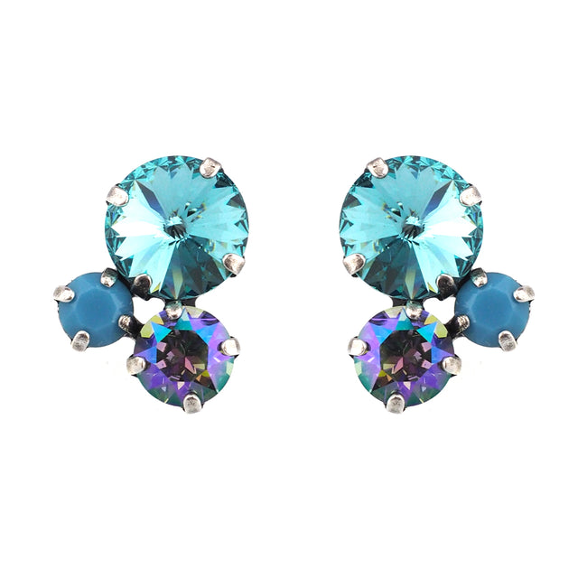 Guardian Studs - Turquoise