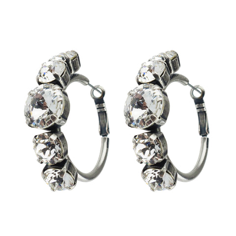 Starstruck Earrings - Clear