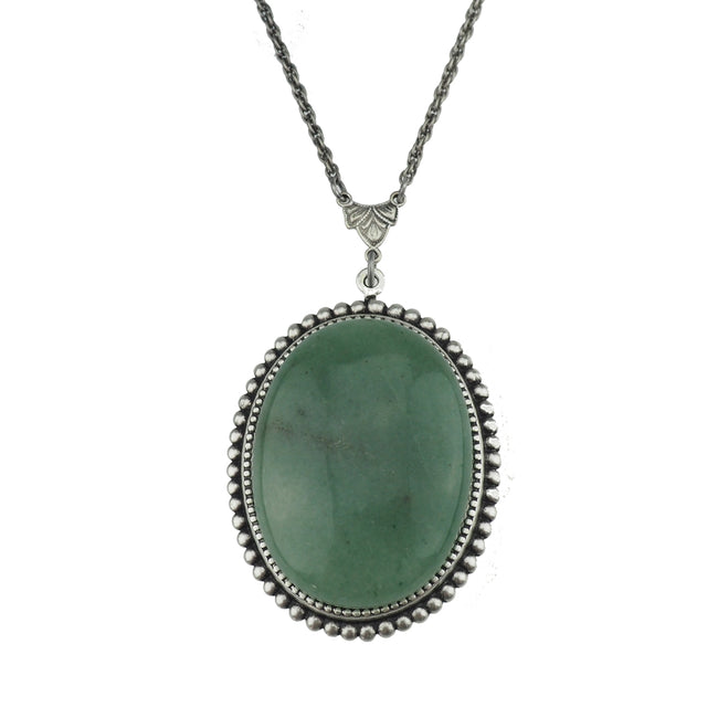 Legend Pendant - Adventurine