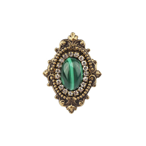 Legend Ring - Aventurine