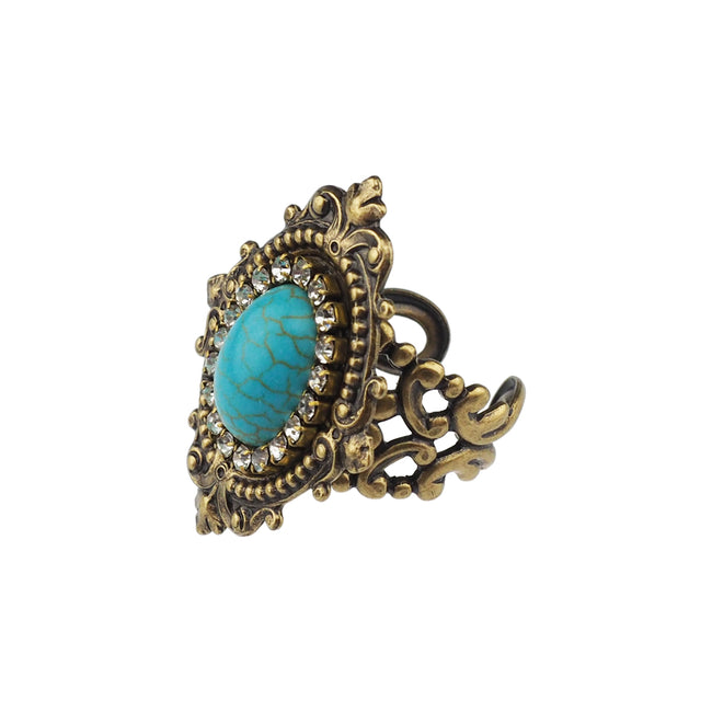 Reminiscence Ring - Turquoise