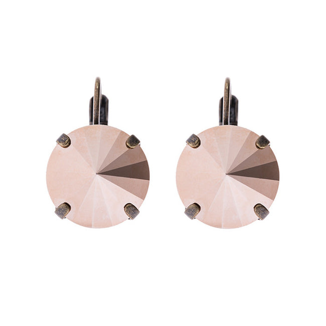 Bliss Earrings - Rose Gold
