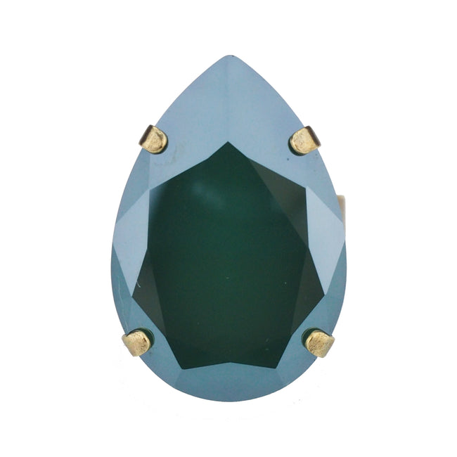 Starstruck Ring - Royal Green