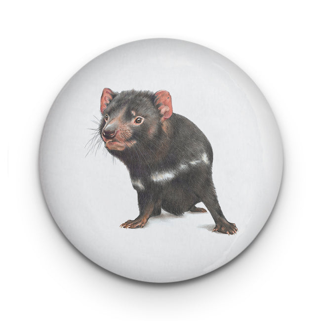 Tasmanian Devil Badge