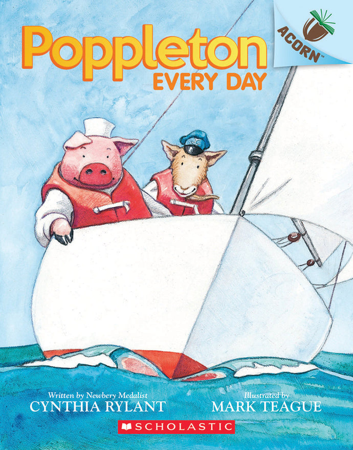 Poppleton Every Day: An Acorn Book (Poppleton #3)