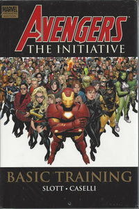 Avengers The Initiative