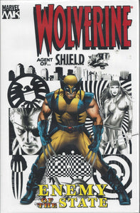 Wolverine Enemy Of The State Vol 2