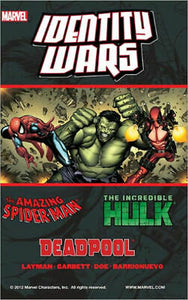 Deadpool/Amazing Spider-Man/Hulk Identity Wars