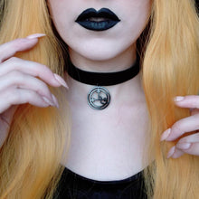 Load image into Gallery viewer, Sigil of Lilith choker
