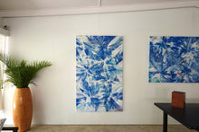 Load image into Gallery viewer, Untitled Blue Seven Garden Series