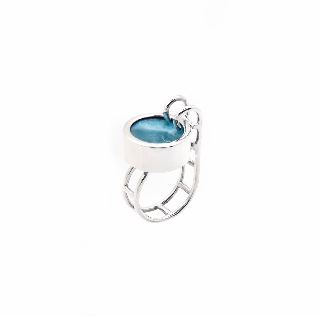 Pool Ring - Silver