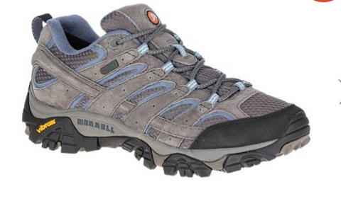 Merrell Moab 2 Low Women's Waterproof