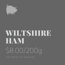 Load image into Gallery viewer, Wiltshire Ham 200g