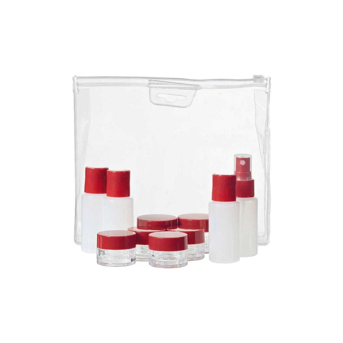 Wenger 10 Piece Travel Bottle Set