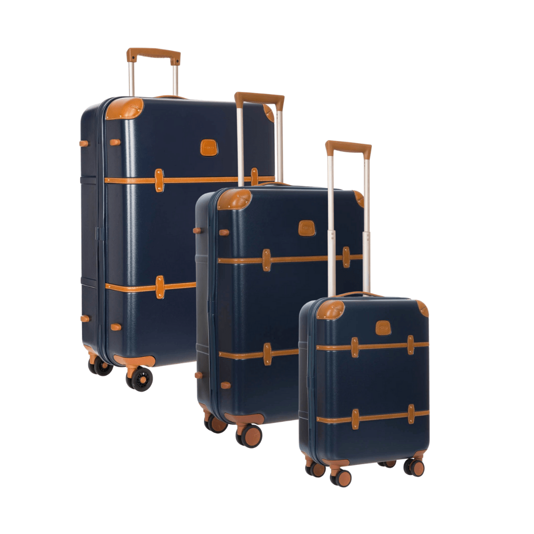 BELLAGIO 3 PIECE SPINNER TRUNK SET