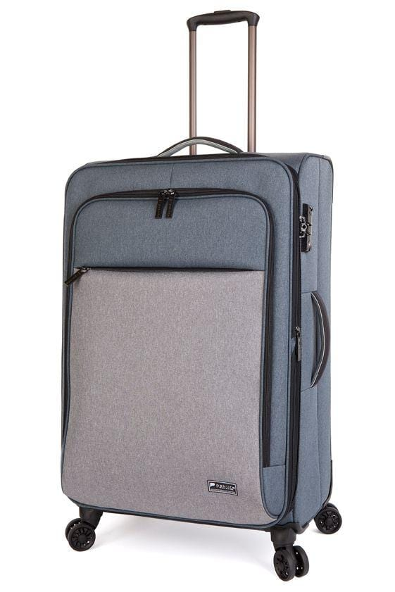 LIMELITE LARGE 2 WHEEL TROLLEY DUFFLE