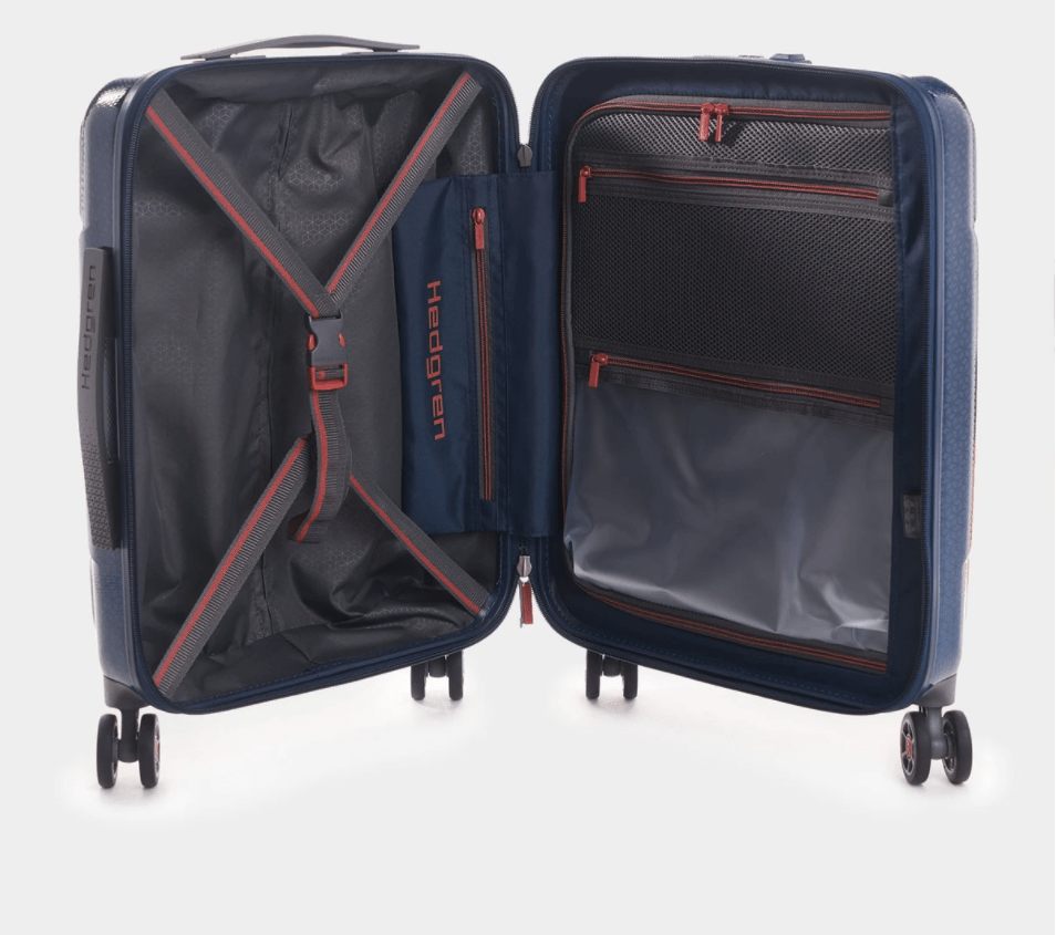 FREE STYLE 550MM CARRY ON SPINNER TROLLEY