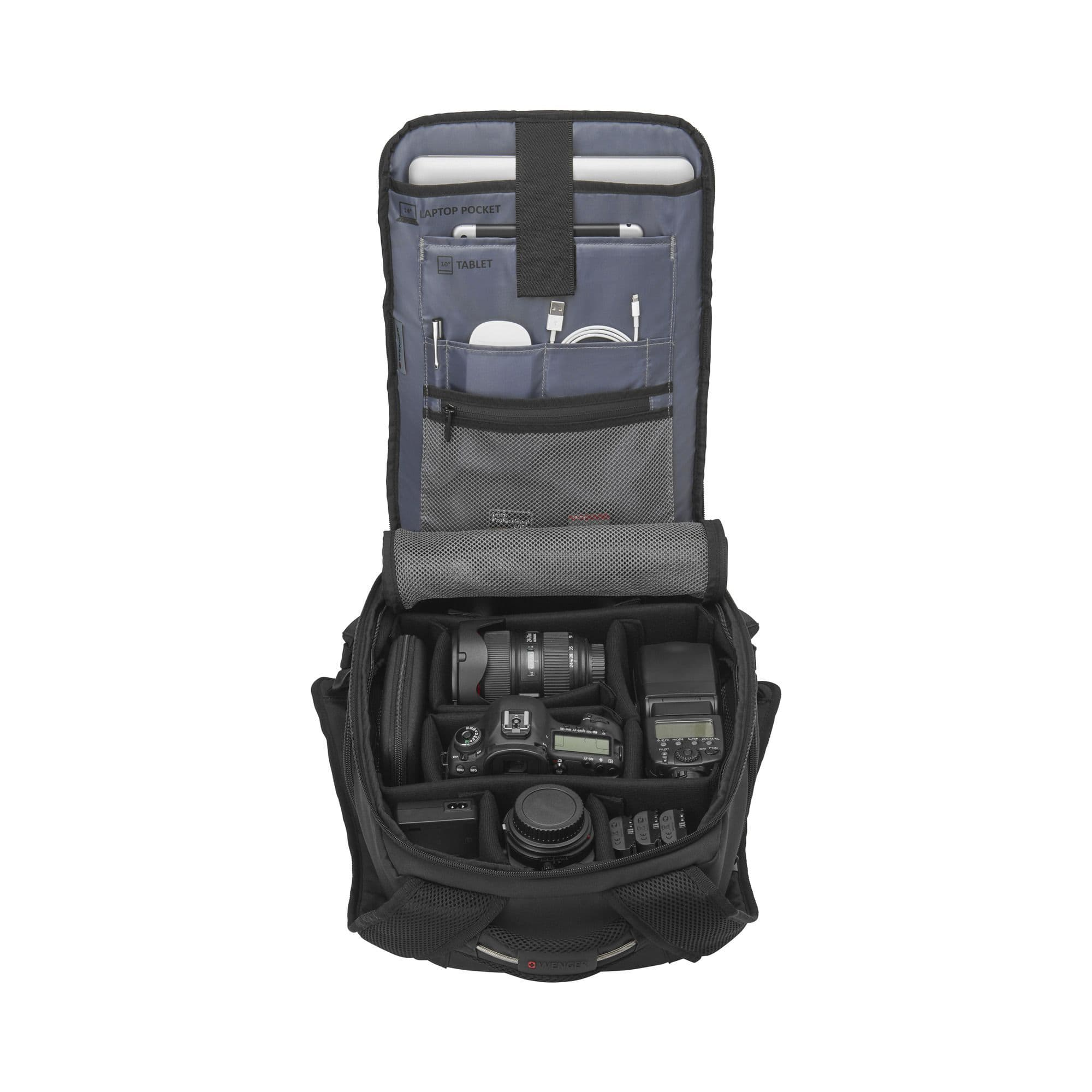 WEEKEND LIFESTYLE TECHPACK CAMERA BACKPACK