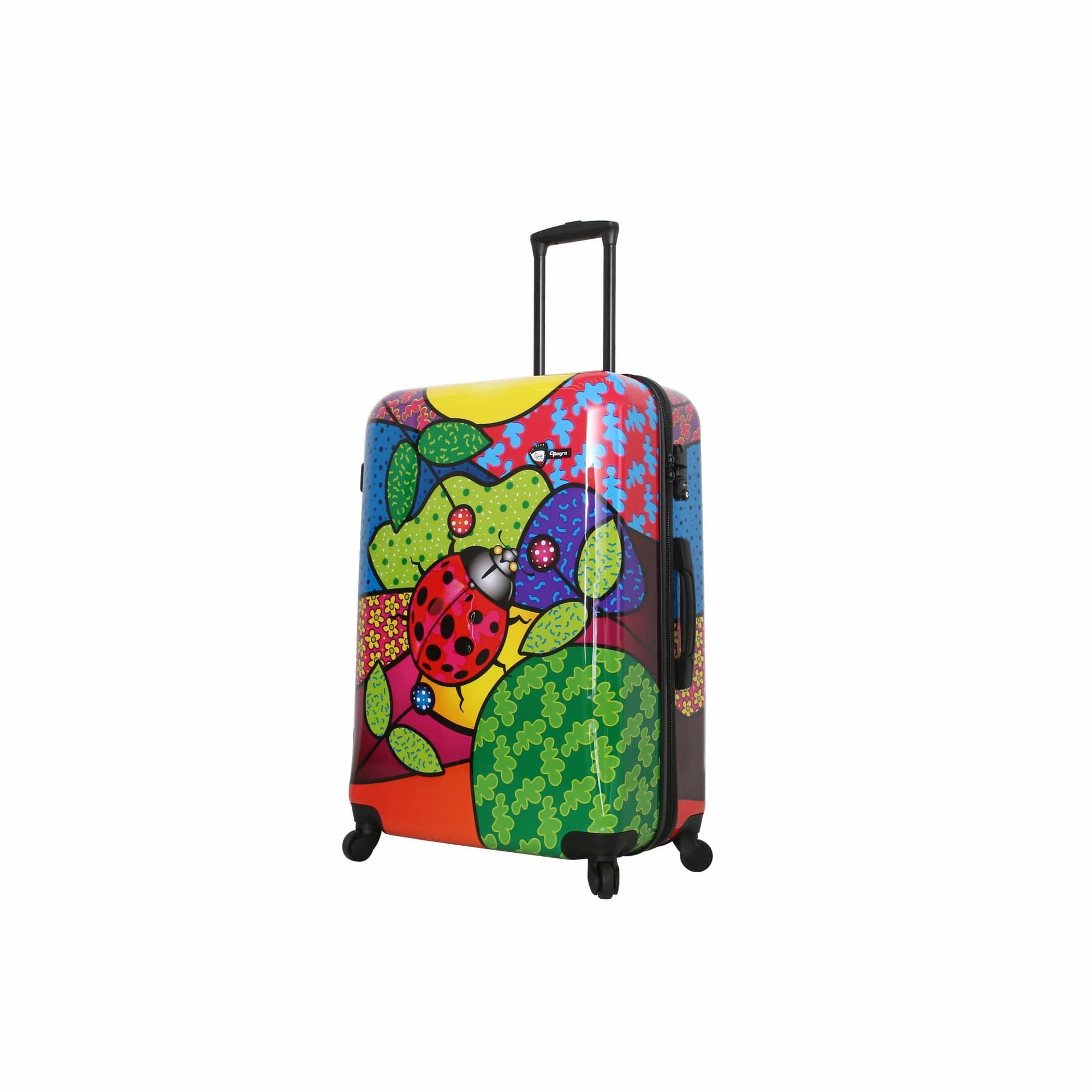 ALLEGRA POP LADYBUG 760MM 4-WHEEL CHECK IN TROLLEY PULLMAN
