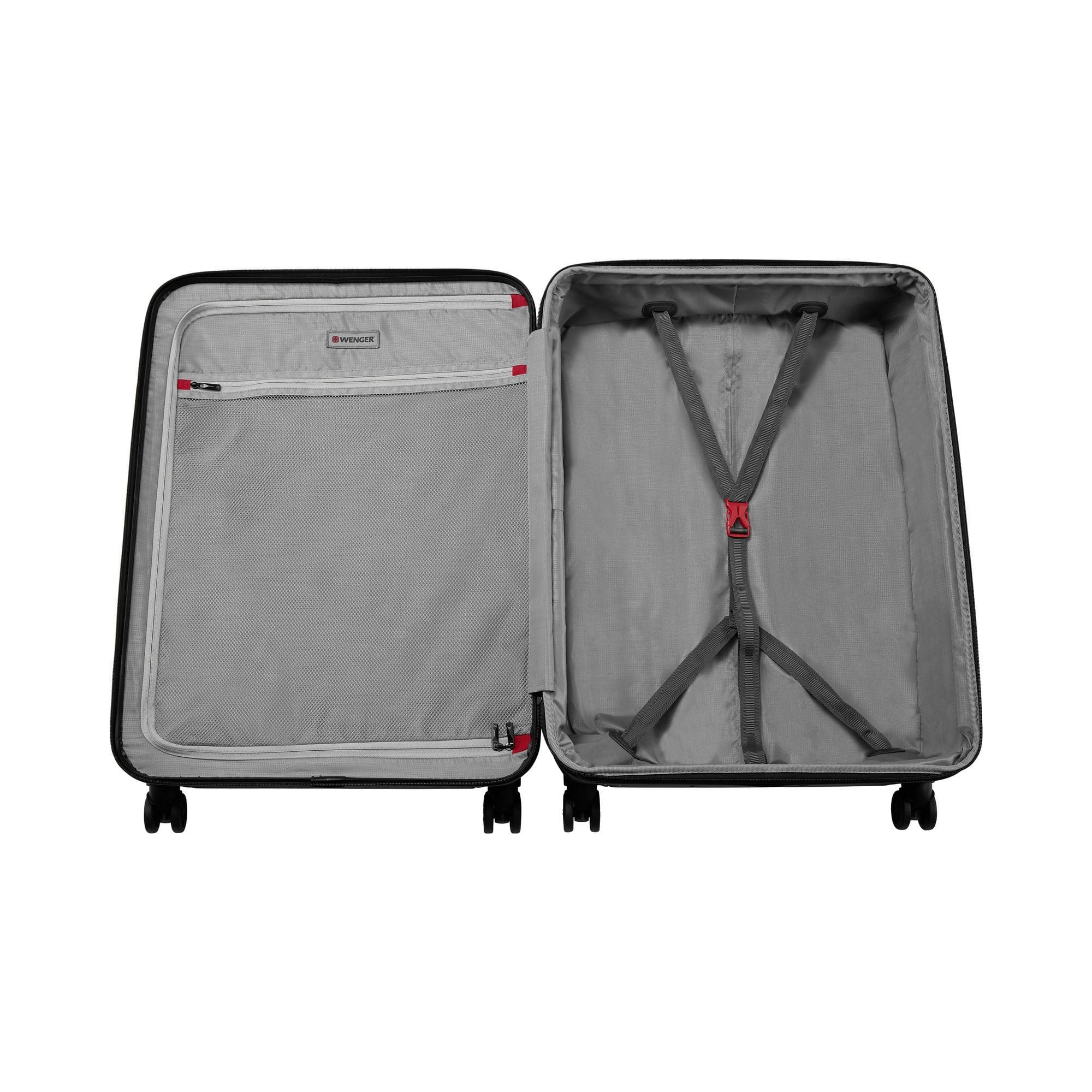Lumen Expandable Hardside Luggage 710MM Upright