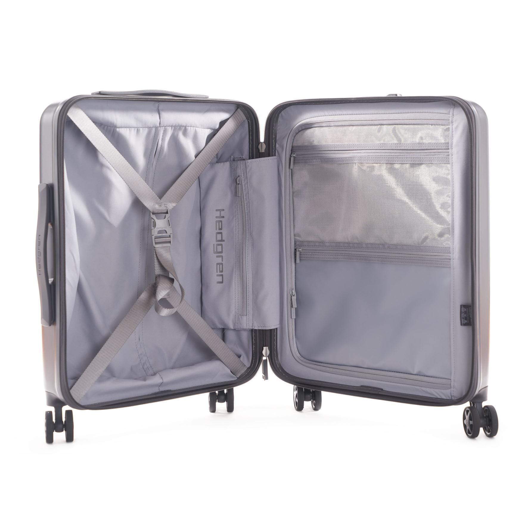 EDGE 550MM CARRY ON SPINNER TROLLEY