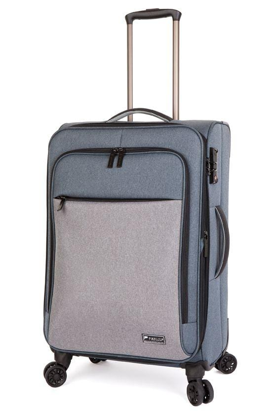 LIMELITE MEDIUM 2 WHEEL TROLLEY DUFFLE