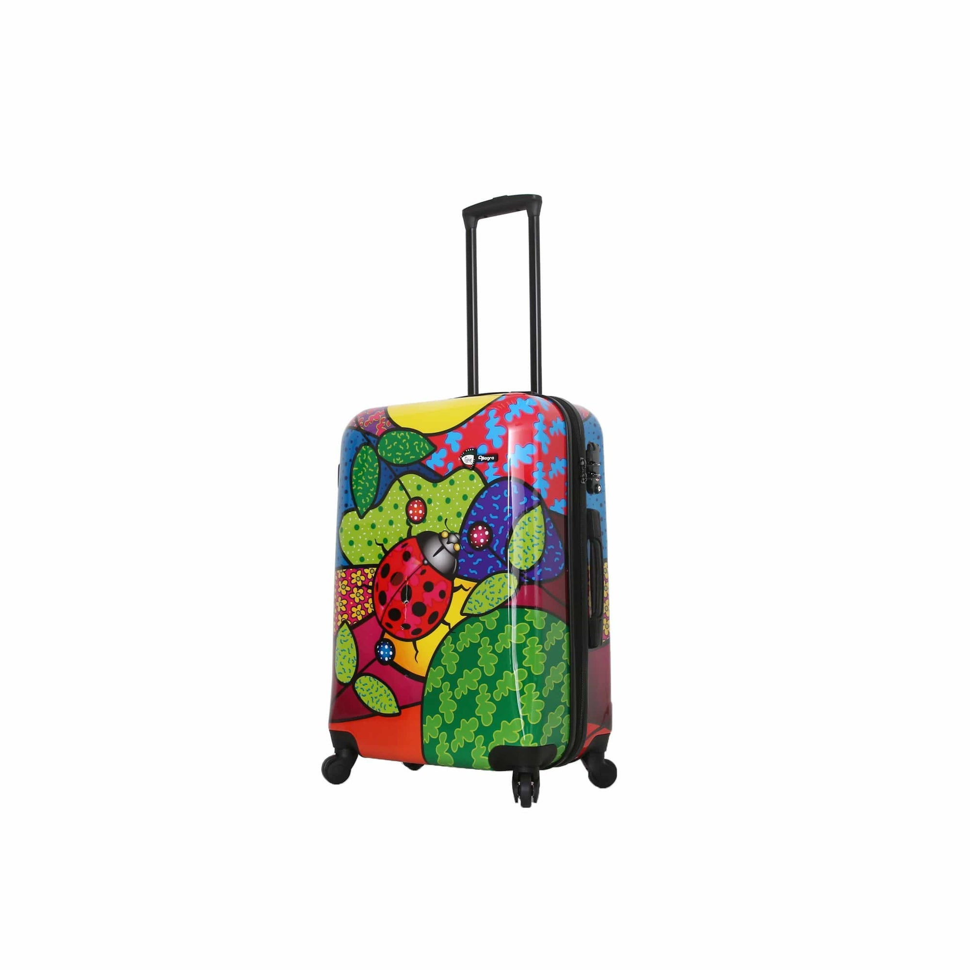 ALLEGRA POP LADYBUG 660MM 4-WHEEL CHECK IN TROLLEY PULLMAN